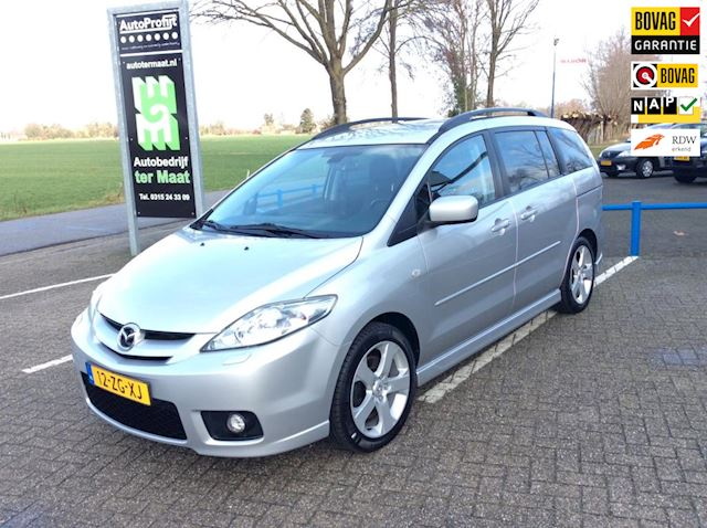 Mazda 5 2.0 Active 7 persoon  Clima