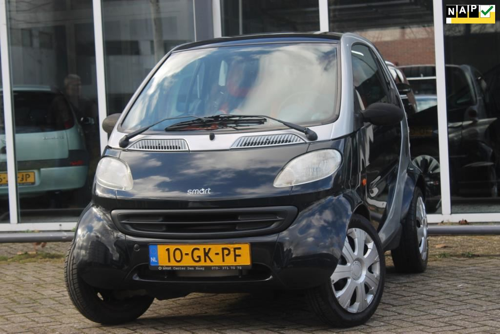 Smart ForTwo occasion - HAS Auto's