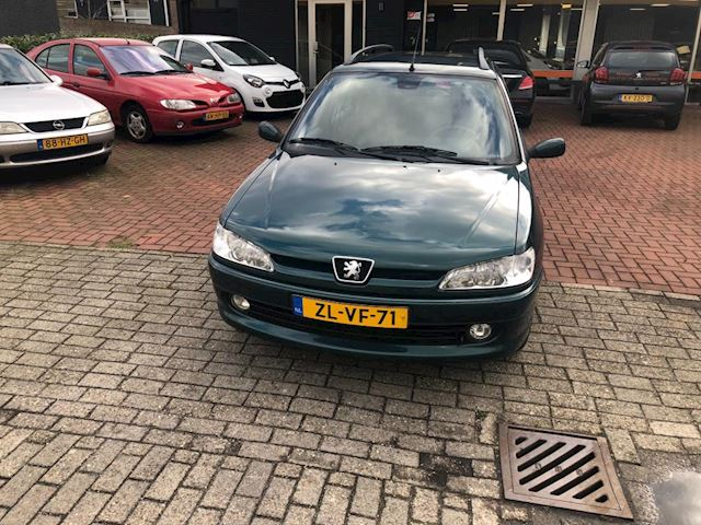 Peugeot 306 Break occasion - Auto Techno Schamp BV