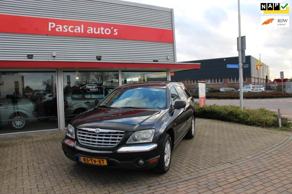 Chrysler Pacifica occasion - Pascal Auto's