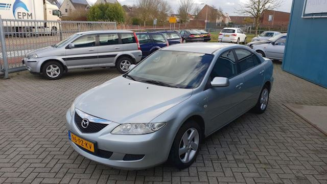 Mazda 6 Sport 1.8i Exclusive Clima Cruise Lm velgen NL Auto NAP Incl nw Apk 03-2020