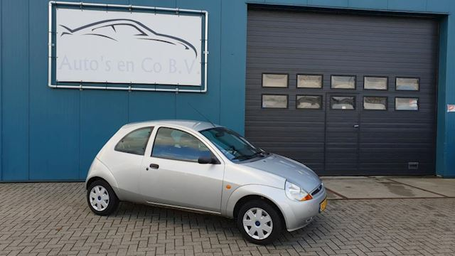 Ford Ka 1.3 Futura Airco 1e Eig Zeer nette staat geen roest NL Auto NAP Incl nw Apk 04-2020