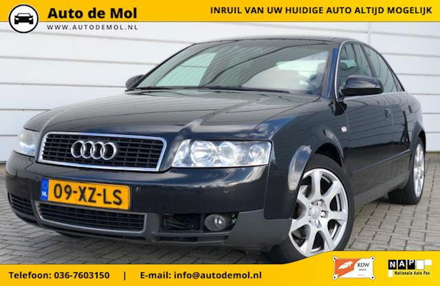 Audi A4 1.8 Turbo Exclusive MT , AUTOMAAT, AIRCO