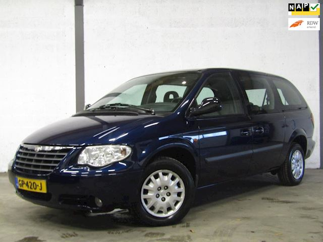 Chrysler Grand Voyager occasion - Auto Centrum Heerhugowaard