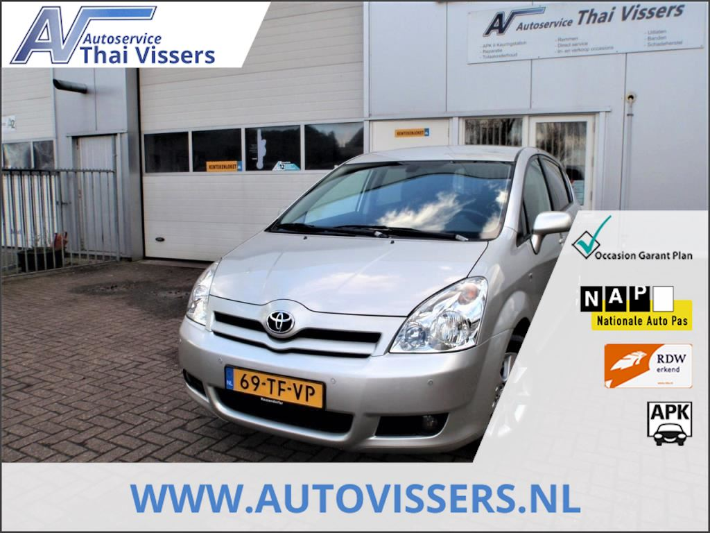 Toyota Verso occasion - Autoservice Thai Vissers