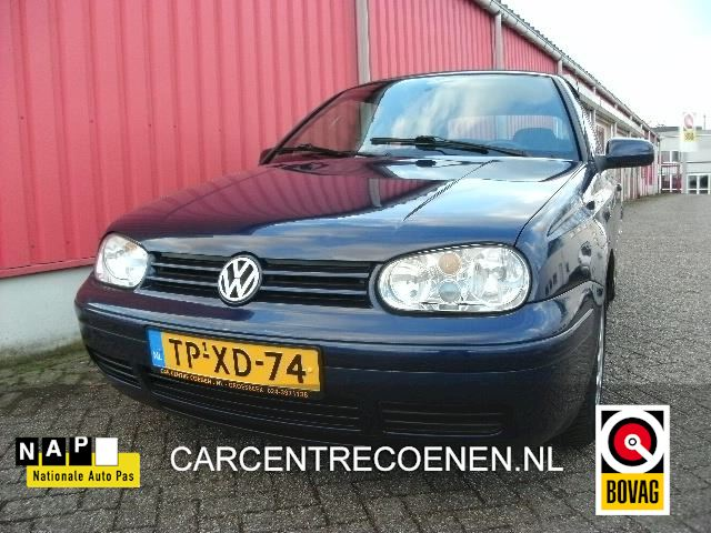 Volkswagen Golf Cabriolet 2.0 Highline