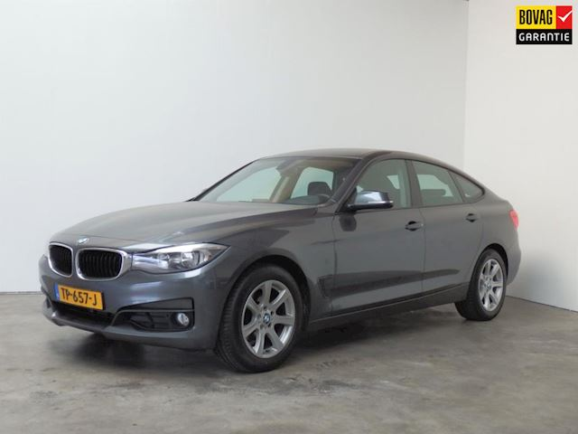 BMW 3-Gran Turismo 318d GT high executive