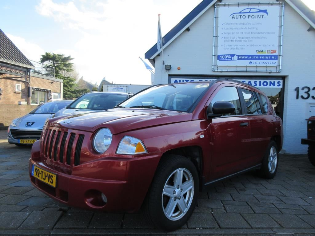 Jeep Compass occasion - Auto Point