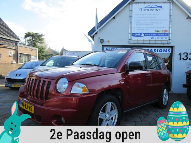 Jeep Compass 2.4 Limited automaat/airco/4x4/luxe uitvoering