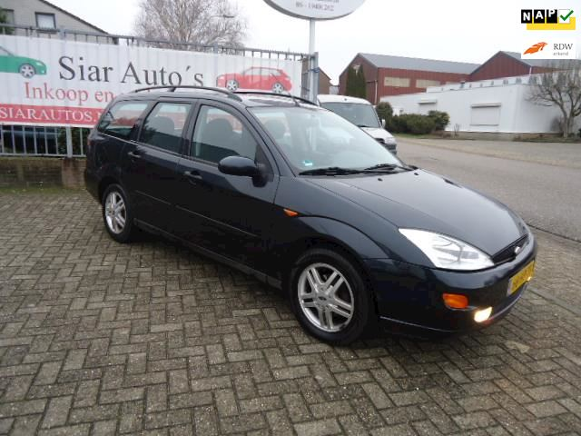 Ford Focus Wagon 1.6-16V Collection MET AIRCO
