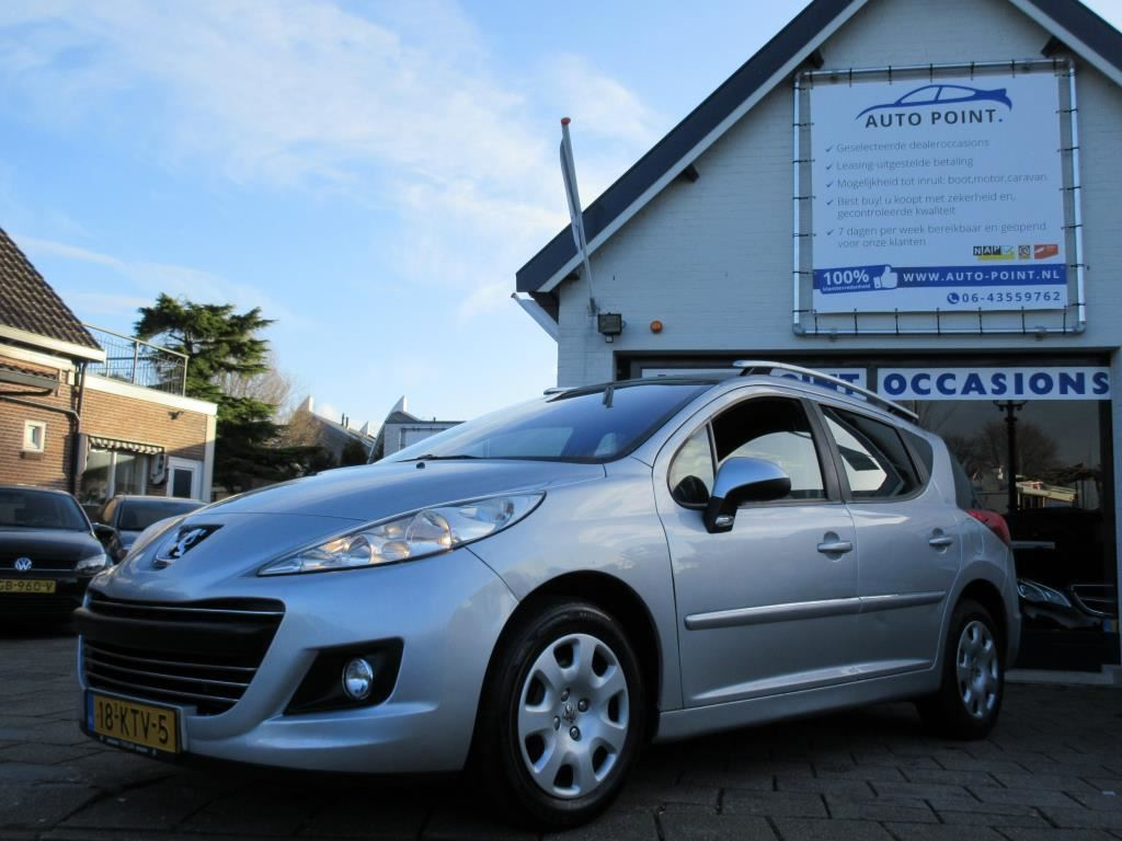 Peugeot 207 SW occasion - Auto Point