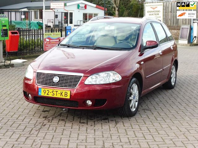 Fiat Croma 1.8-16V Business Connect /2006/VERKOCHT