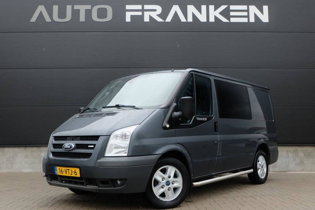 Ford Transit occasion - Auto Franken