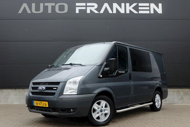 Ford Transit 2.2 TDCI 140pk Dubbel Cabine Marge (geen BTW)