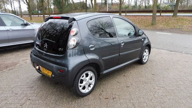 Citroen C1 1.0-12V Exclusive 5drs, airco, nap