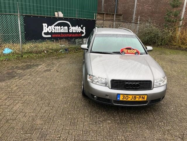 Audi A4 Avant 1.8 Turbo Exclusive MT