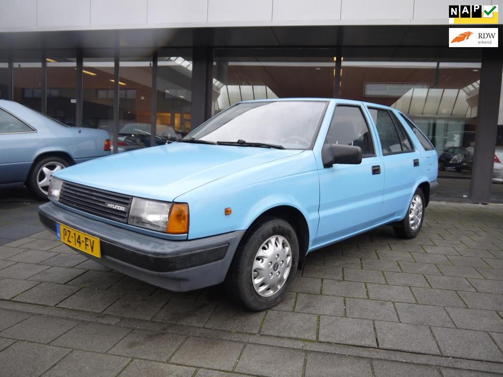 Hyundai Pony XP occasion - MC Auto