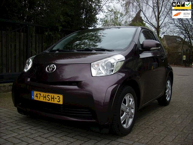 Toyota IQ occasion - Verhoeven Cars