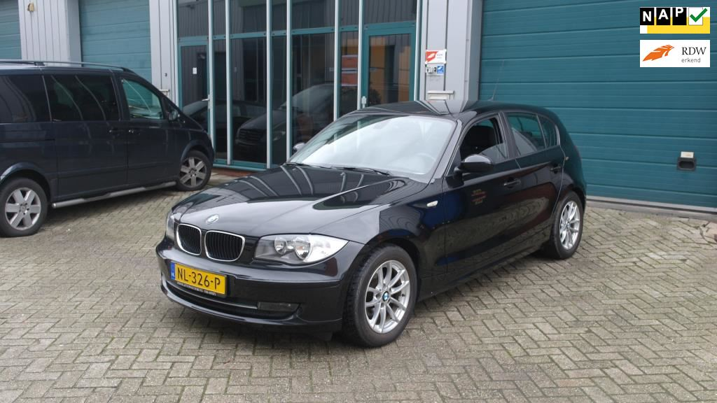 BMW 1-serie occasion - Wolters Autohandel