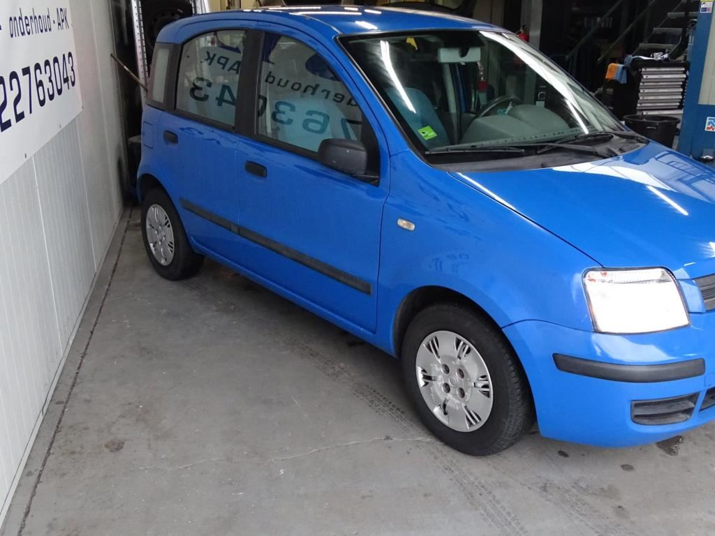 Fiat Panda occasion - Beuse Auto's