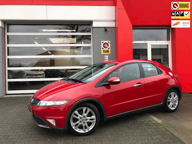 Honda Civic 5Drs 1.8 140PK