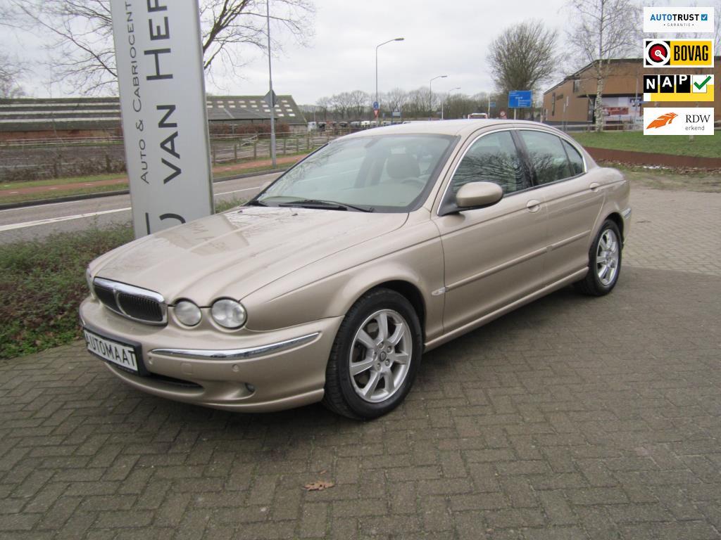 Jaguar X-type occasion - Auto en Cabriocentrum van Herk