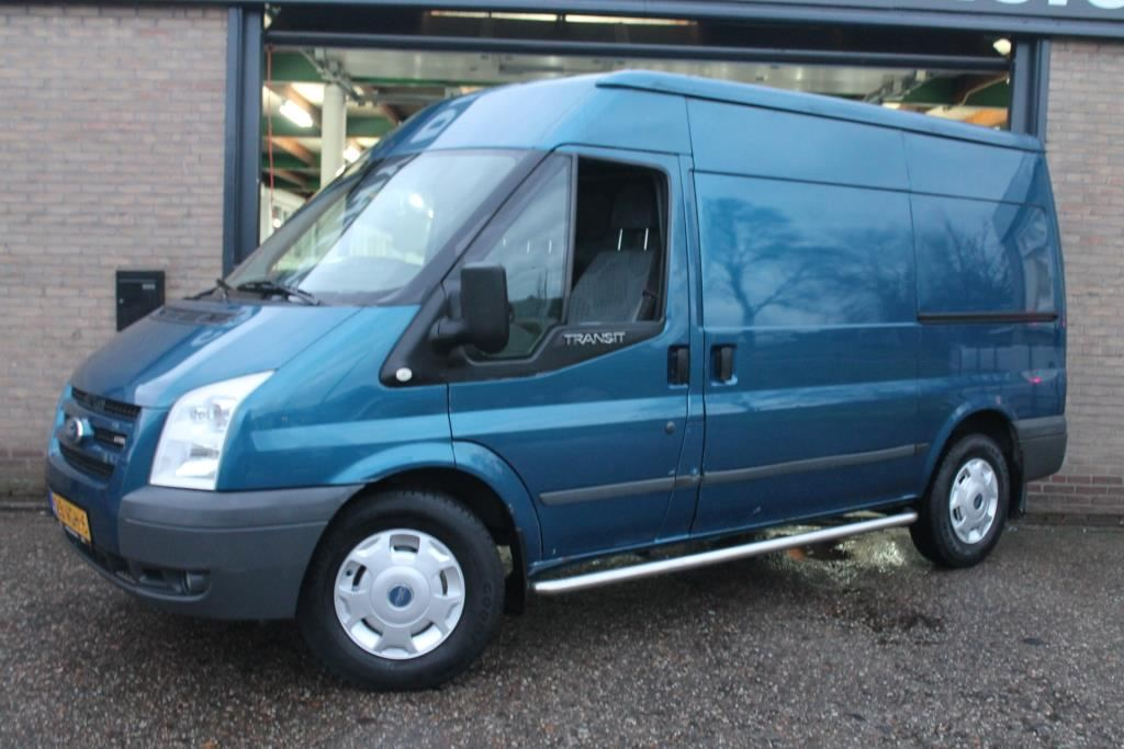 Ford Transit occasion - Cathy Dealer Occasions