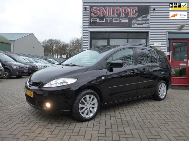 Mazda 5 1.8 Executive -AIRCO-PRIVACYGLASS-LMV-7PERS.-