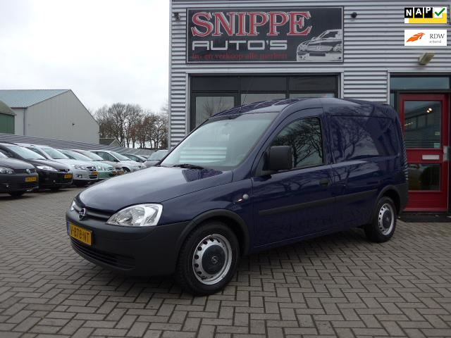 Opel Combo occasion - Auto Snippe
