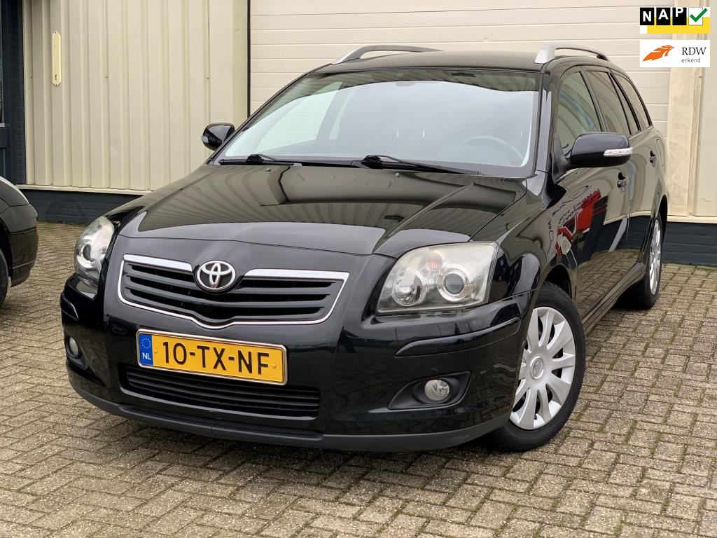 Toyota Avensis Wagon occasion - Ultimate Auto's