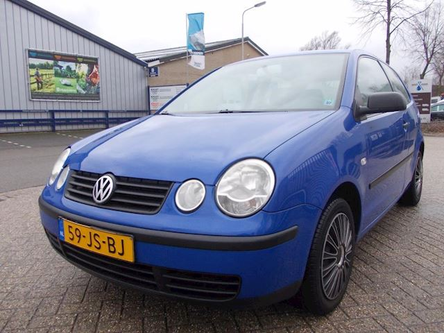 Volkswagen Polo 1.4-16V AUTOMAAT