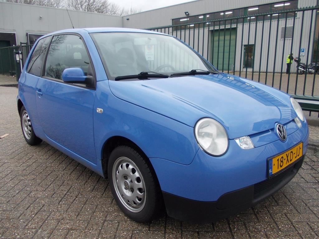 Volkswagen Lupo occasion - Oskamp Occasions