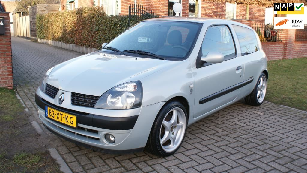 Renault Clio occasion - Autoservice Wachtmeester