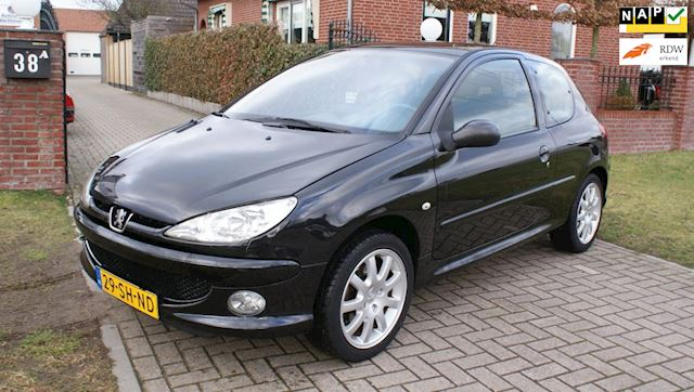 Peugeot 206 1.6-16V Air-line 3 face lift