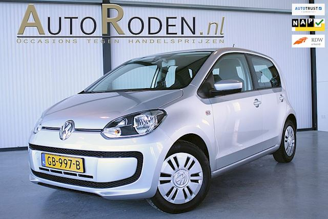 Volkswagen Up! 1.0 move up! BlueMotion AirCo/ Navi/ 5drs