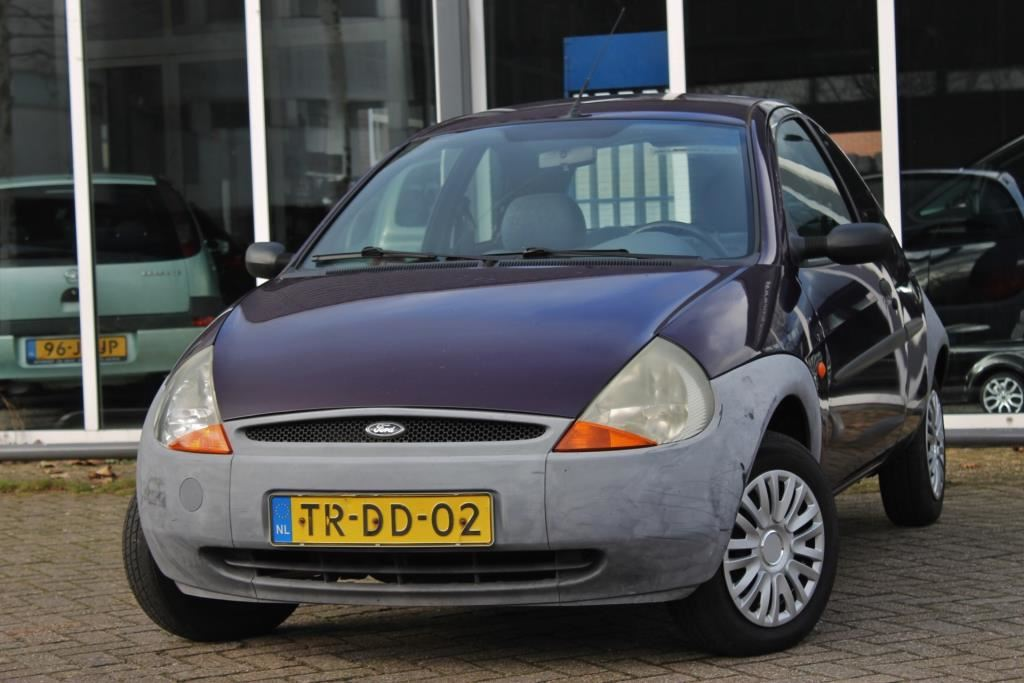 Ford Ka occasion - HAS Auto's