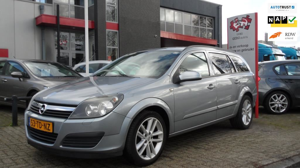 Opel Astra Wagon occasion - Gebo Auto's