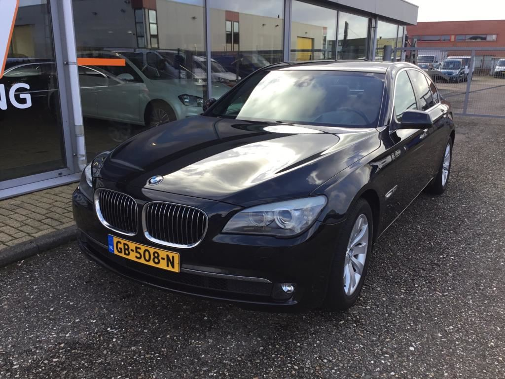 BMW 7-serie occasion - DV Trading