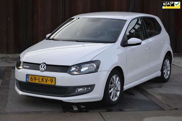 Volkswagen Polo 1.2 TDI BlueMotion Comfortline Airco, CruiseControl, Start/stop, ....
