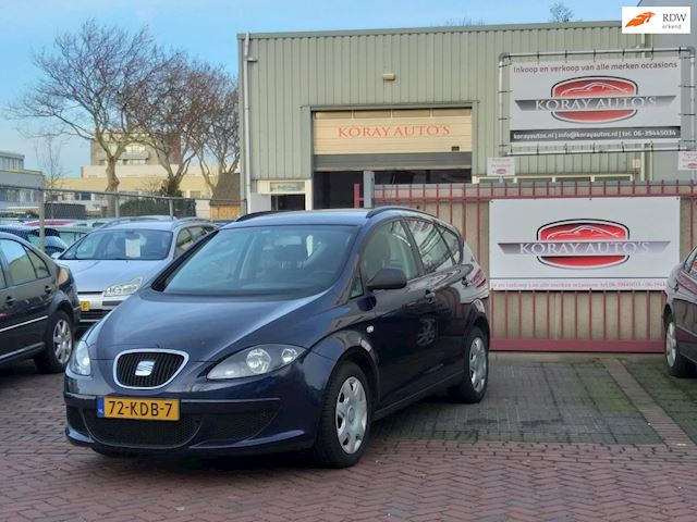 Seat Altea XL 1.6 Reference | CROUSE CONTROLE |