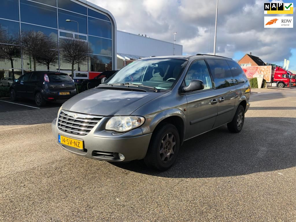 Chrysler Grand Voyager occasion - MG Autobedrijf