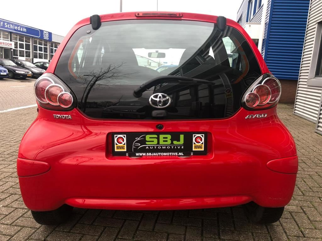 Toyota Aygo occasion - SBJ Automotive