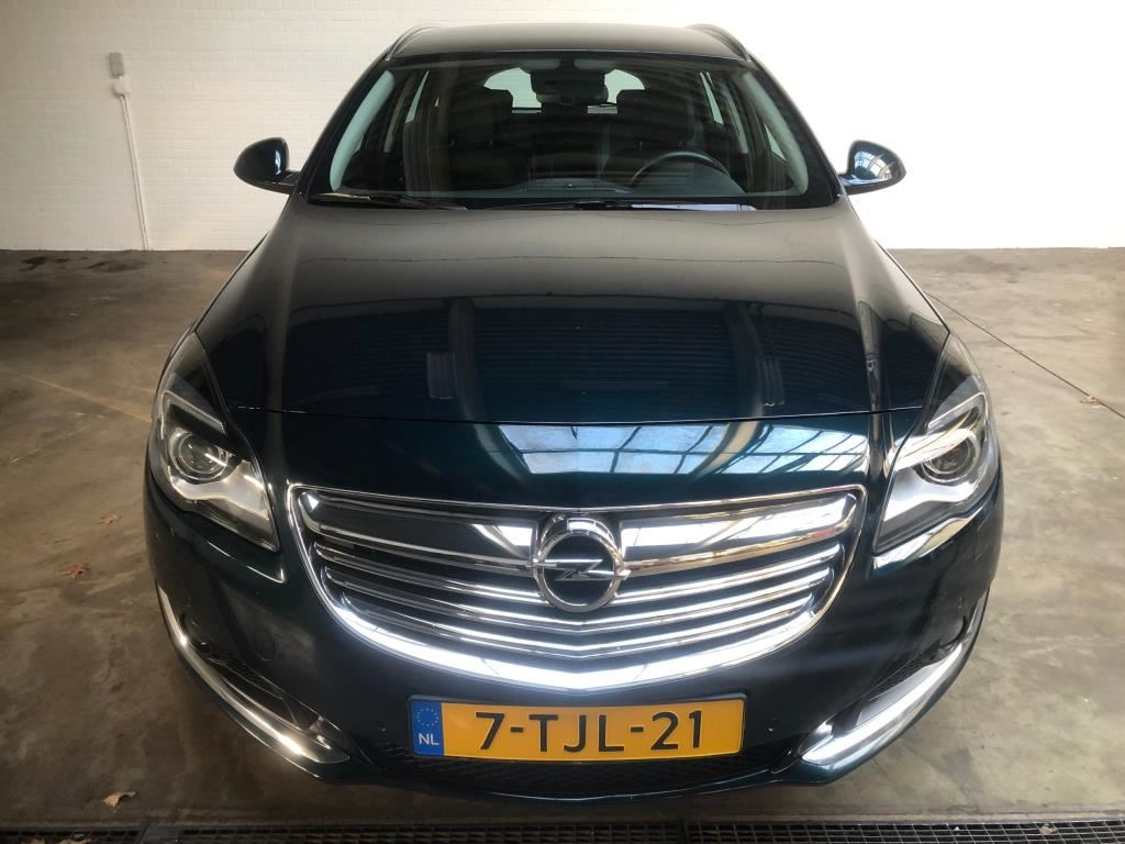 Opel Insignia Sports Tourer occasion - R. Leenders Auto's