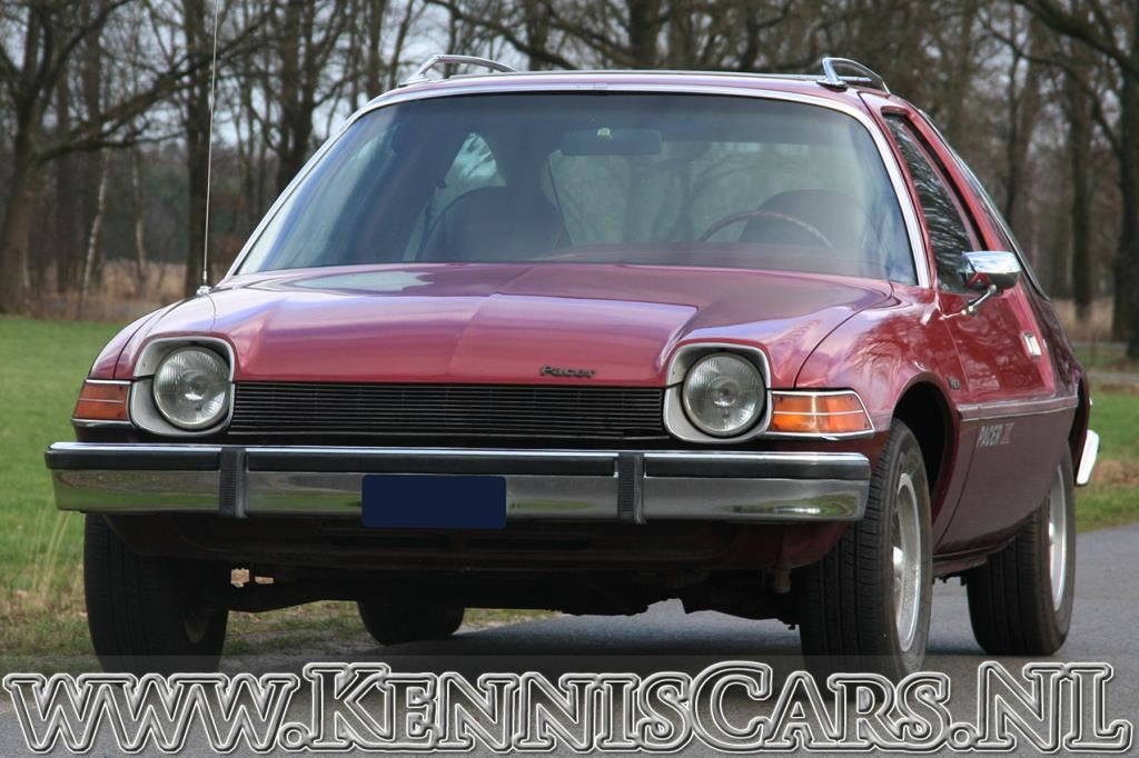 American Motors 1977 Pacer occasion - KennisCars.nl