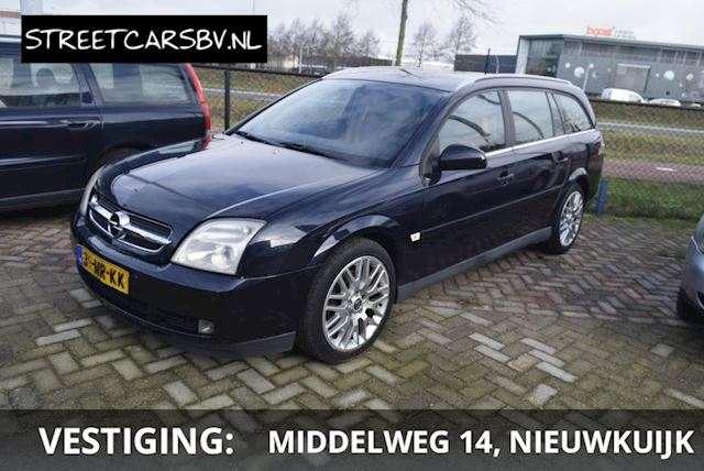 Opel Vectra Wagon occasion - Streetcars B.V.