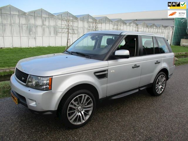 Land Rover Range Rover Sport 3.0 TdV6 Luxury 4X4 Automaat