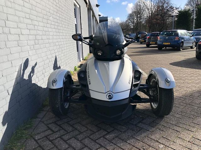 Can-Am Sport Spyder RS-S SM 5 Rugleuning Gordels