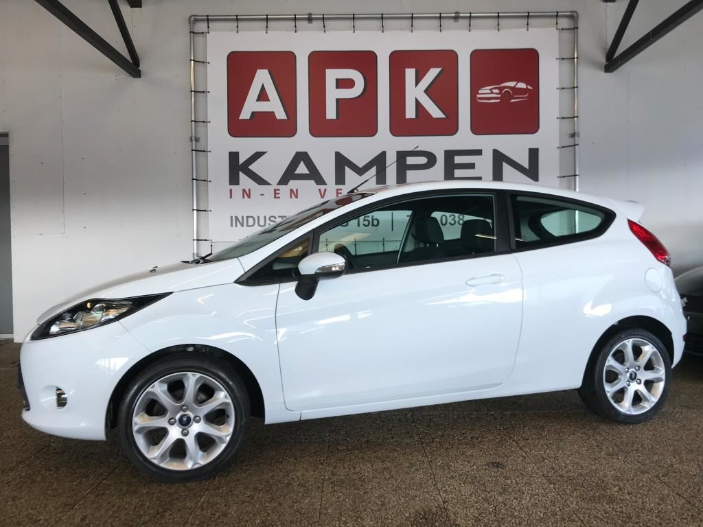 Ford Fiesta occasion - APK Kampen