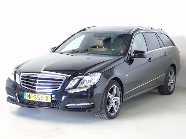 Mercedes-Benz E-klasse Estate 250 CDI Business Class Avantgarde 4-Matic Navi Automaat ( bj 2012)