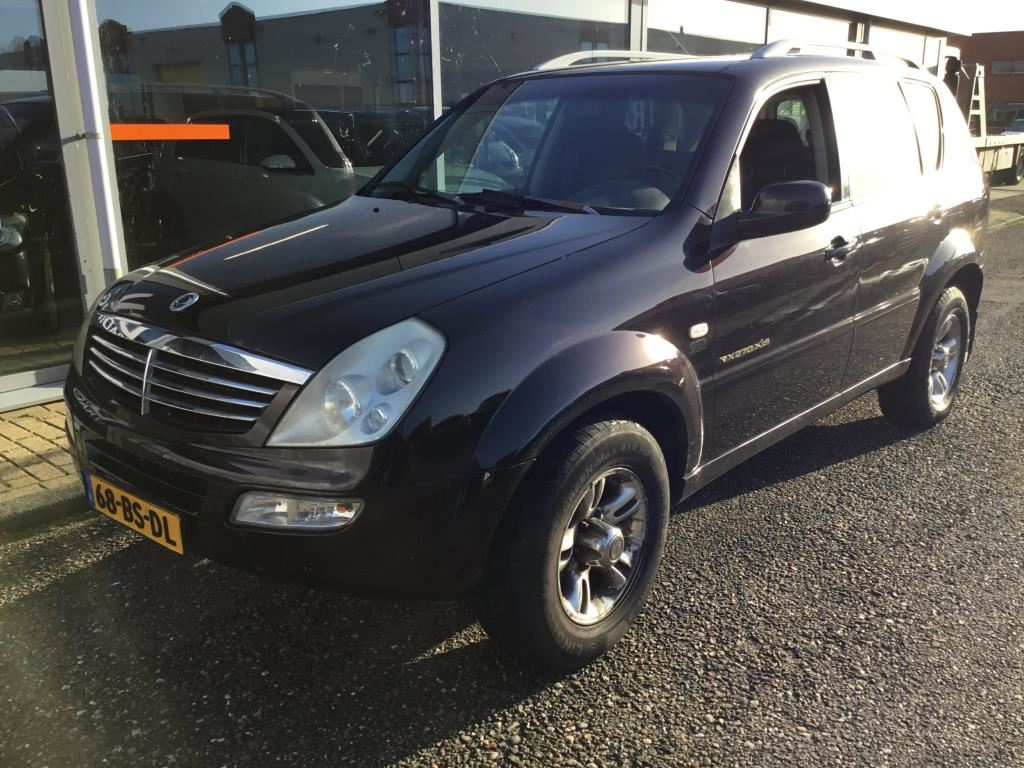 SsangYong Rexton occasion - DV Trading
